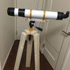 天体望遠鏡の自作 架台