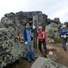 表大雪・赤岳(2078m)~北海岳(2149m)~白雲岳(2229.5m)