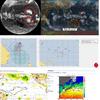 【台風情報】日本の南東には台風の卵である熱帯低気圧が!気象庁の予想では20日06時には台風2号『ウーティップ』になる見込み!日本への上陸・接近はある!?気象庁・米軍・ヨーロッパ中期予報センターの進路予想は?