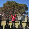 セグウエイツアー 東京都 立川市 国営昭和記念公園  たくさんのコスモス