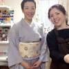 素敵なお着物にて♡茶道を嗜む方にもおすすめな指先のお手入れ☆ハンドネイルケア