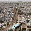 【ジョードプル】インドのブルーシティーで15時間のみ観光