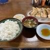 安くてデカ盛り!山梨県最強のぼんち食堂【餃子とライスセット】