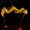 手持ち花火の写真を撮ることが当たり前の時代。