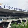 スワンナプーム空港へ、車で友達を迎えに(駐車料金や待ち合わせ場所について)