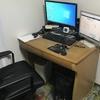 PCデスク環境を一新しました。