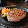 【ゴールドアール】超レアを味わう。受賞歴が豊富なとろけるハンバーグ(西区三篠町)