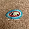 羊毛ブローチ・フジナミウミウシ