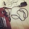 Raspberry Pi エフェクター(3) エレキギターを使った音出し
