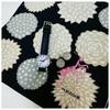 【お気に入り】ハンカチ( ひびのこづえ/ KODUE HIBINO )、腕時計(モンディーン/MONDAINE)  気分を上げる「仕事の友」!服飾小物編