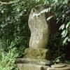 一宮神社の東側に祀られる庚申塔 福岡県北九州市八幡西区山寺町