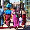 中米の小国グアテマラに恋をして(その1)民族衣装の女性たち