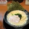 【鶴乃家】脂の旨味が溶け込んだスープ。こってりしつつ、あまり感じさせない(南区大洲)