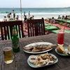 【サメット島】大迫力のファイヤーショー!Ploy Talay Restaurant@ラヨーン県