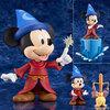【ファンタジア】ねんどろいど『ミッキーマウス Fantasia Ver.』デフォルメ可動フィギュア【グッドスマイルカンパニー】より2021年6月発売予定♪