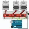 Arduinoとdvdドライブを使ってcncを自作してみた | 2回路・ソフト編