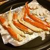 贅沢三昧、カニ三昧!鍋はもちろん、焼きガニも堪能しました!
