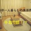 【月15万円】新卒一人暮らしの費用は手取り額と同じ?!リアルな計算してみた
