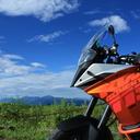 今日もバイクで旅に出る