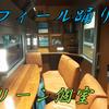 【サフィール踊り子】グリーン個室 6人部屋にひとりで乗ってきた!