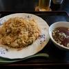 昼前からサク呑みと最高のニンニク炒飯を食べました @千葉市 龍園