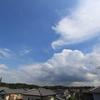 9月13日(土)晴れ時々曇り
