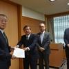 熊本県に来年度予算要望書を提出