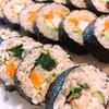 Vegan🌱2 Ways Easy! Lazy!? Veggie Rolled Sushi