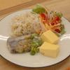 太刀魚の薬味しょうゆ焼き