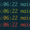 Pythonのログ出力にlogzeroを使う