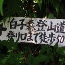 白子森造のブログ