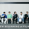 FILA 'New Beginning at FILA' 2021 FILA Back to School Collection映像