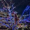 蒲田の夕景