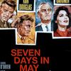 映画「5月の7日間」(1963)バート・ランカスターなど重量級俳優出演。