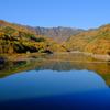 鹿教湯温泉はまだまだ紅葉の見ごろが続く