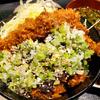 気晴亭@鶴舞でロース味噌かつ丼と まんざミニ