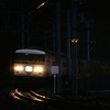 夜明け頃の東戸塚