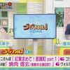 大坪奈津子 ゴジカル 2020年11月10日(火)