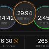 真駒内マラソンレポその2 「調子悪い詐欺、30kmで抜け出すの巻」