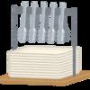 【Lifehack】スタッキングトレイを未処理書類の一時保管場所として活用/週に一度は中身を確認して空にする