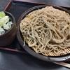 東京出張で大もり蕎麦を食べました  @ゆで太郎 一番町店