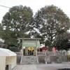吾嬬神社への初詣