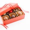 《お菓子とデザイン》期間・数量限定【資生堂パーラー】「ハロウィンショコラ5個入・14個入」のパッケージ♬