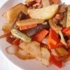 おいしかった野菜炒めのタレの作り方