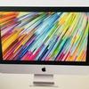 【有給休暇】後半に iMac Retina 4Kディスプレイモデルを購入した。