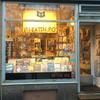 ヘルシンキにあるフィン語の漫画本専門店