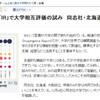 IR(Institutional Research)での大学間相互評価と、日本版IRについて考えよう