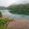 とかちリュウタン湖(北海道中札内)