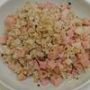 女の子に食べて欲しい! 鴨川食堂おかわりの「ピンクの焼飯」をつくりました