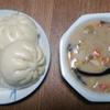 晩の食生活シリーズ 最近白飯の代わりに肉まんを食べます(汗)!!!
